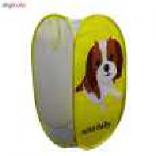 سبد اسباب بازی نینا بی بی طرح سگ کوچولو مدل 5412