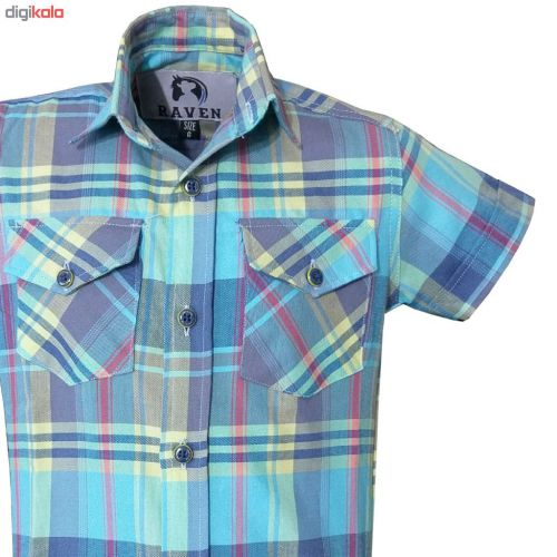 پیراهن پسرانه مدل R1