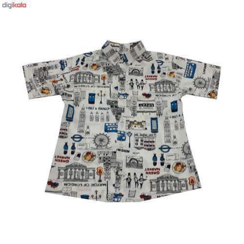 پیراهن پسرانه کد ۲۰۲۱