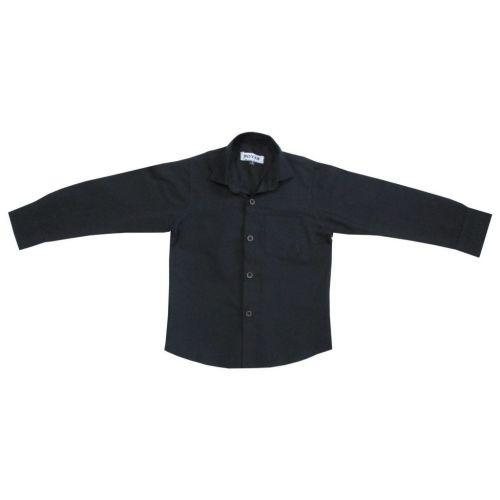 پیراهن پسرانه نویان کد ۲۰۳۳۴ رنگ مشکی