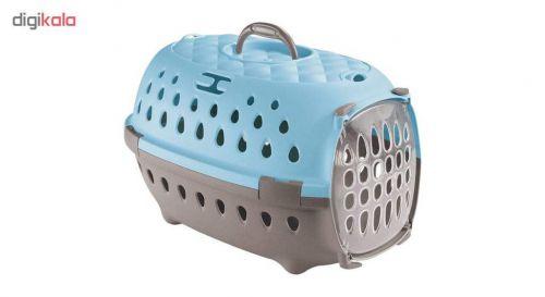 باکس حمل سگ و گربه استفان پلاست مدل TRAVEL CHIC B