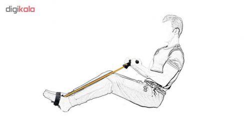 کش ورزشی تن زیب مدل 90161
