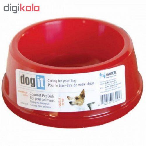 ظرف غذای سگ داگ ایت مدل Plas1